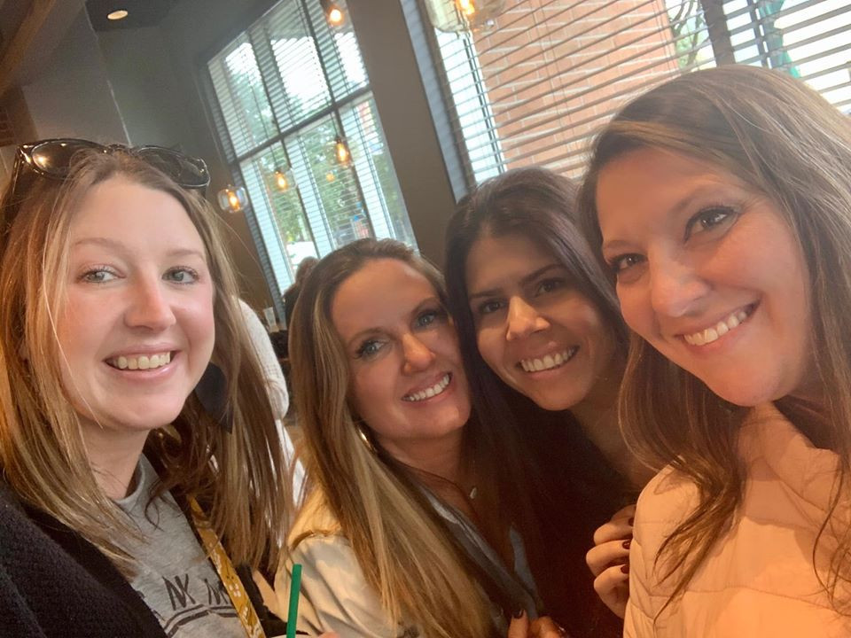 Starbucks Girls Weekend Getaway
