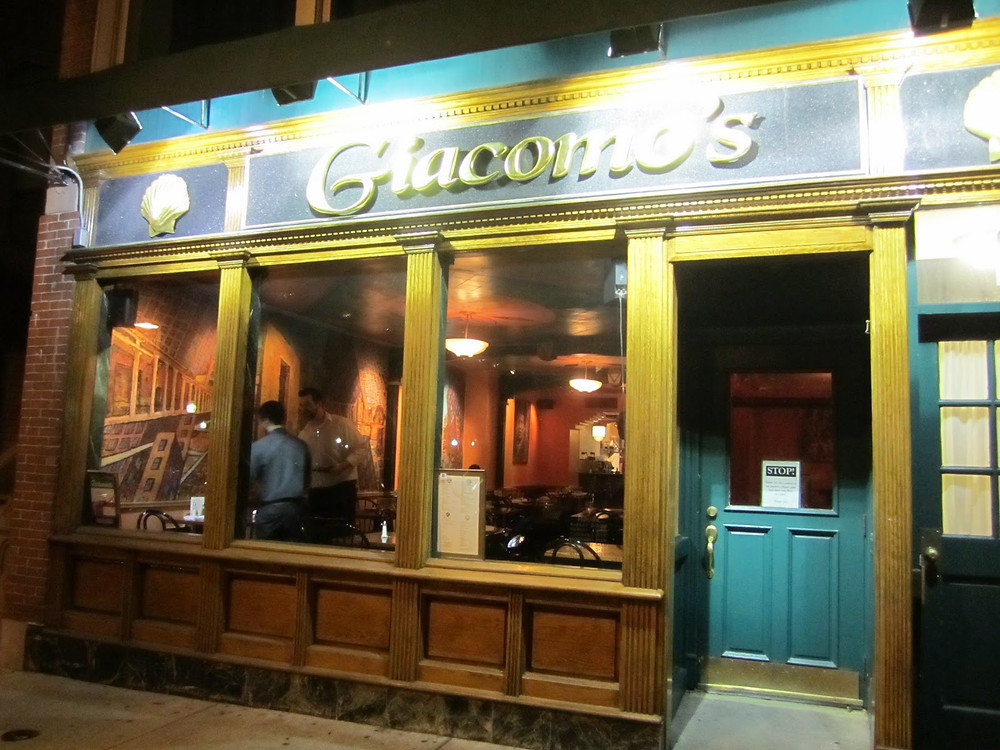 Giacomo's in Boston