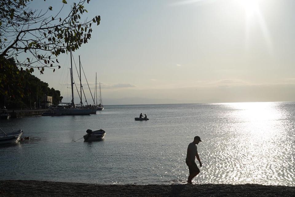 Agnontas Beach in Skopelos Island