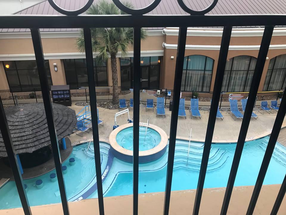 pool at Courtyard by Marriott San Antonio