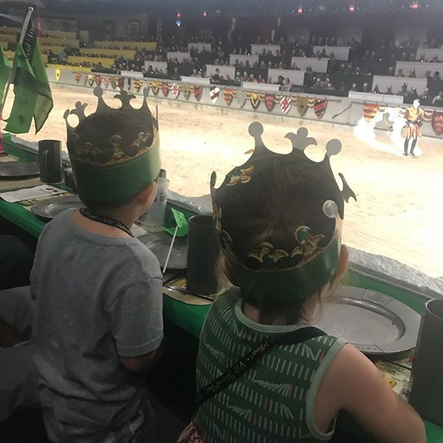 Medieval Times with Dinner & Tournament