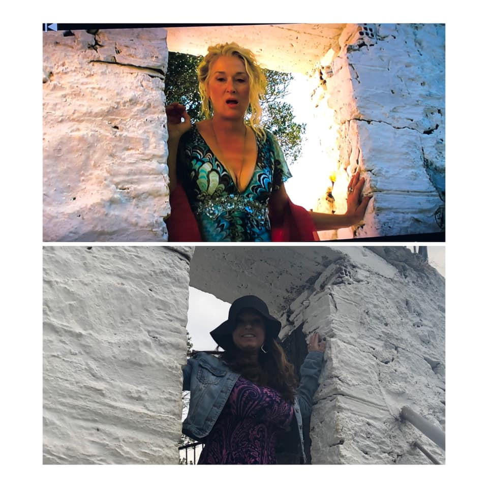 Recreate Mamma Mia Spots