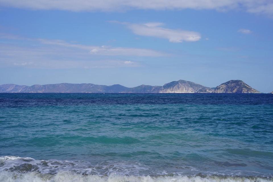 Glifoneri in Skopelos Island