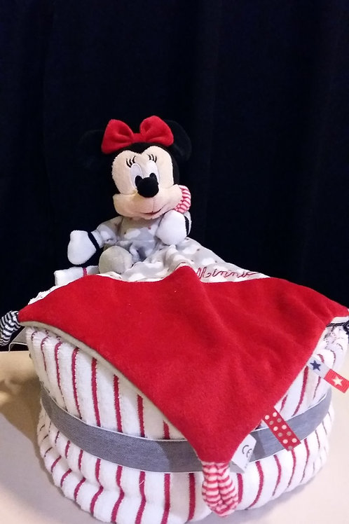 Pampertaart Minnie Mouse