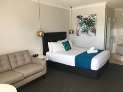 Blue Spa Room