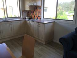 Kitchen bench