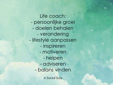 Wat is een life coach?