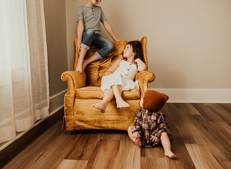 Preparing your littles for the photo session