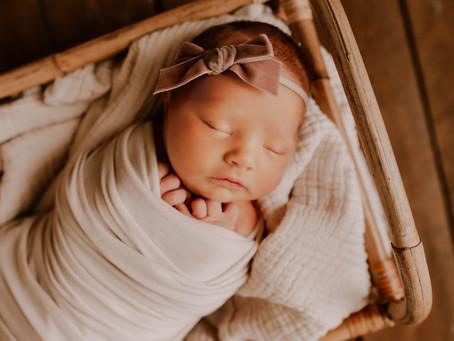Choosing a Newborn Photographer.