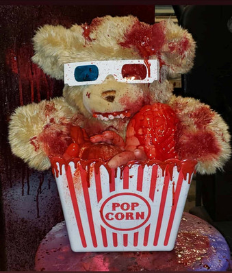 Blood, Guts, and Popcorn