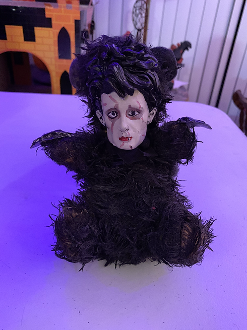 Edward Scissorhands Mini Bear