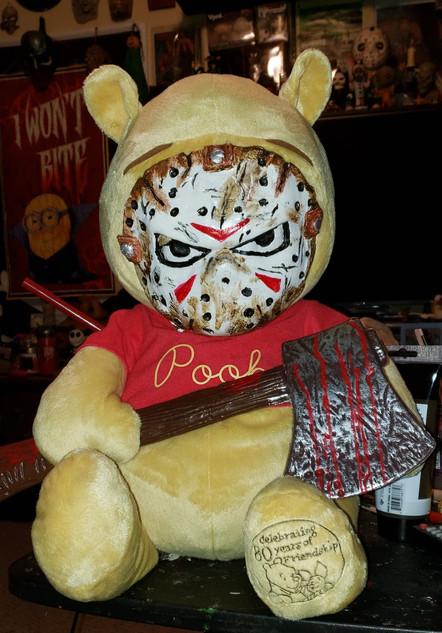 Winnie the Jason Bear