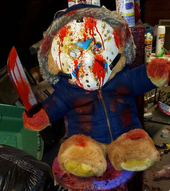 Horror Bear Mashup