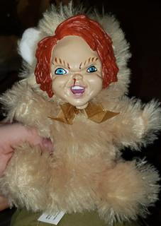 Chucky Twisted Creation