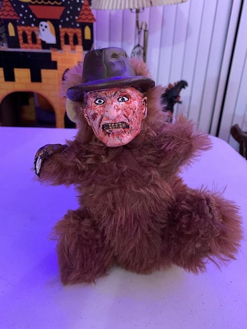 Freddy Krueger Mini Bear