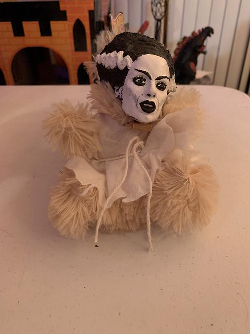 Bride of Frankenstein Mini Bear