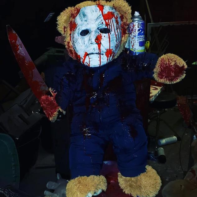Michael Myers Bear