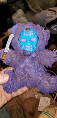 Purple Jason Bear