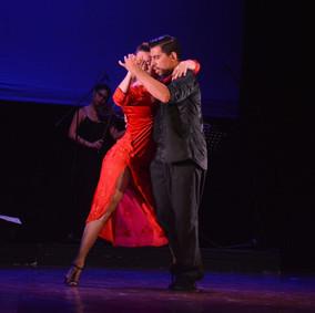 Laura Smart y Joaquin Besga