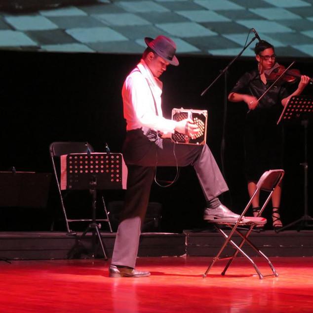 Javier Noyoya - Bandoneón