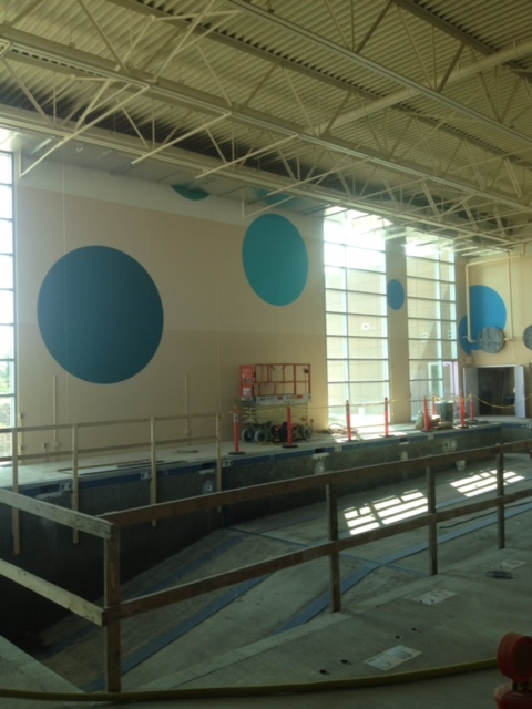 Large Facility Painting