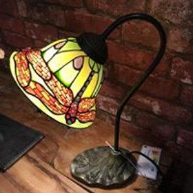 Dragon Fly Tiffany Lamp