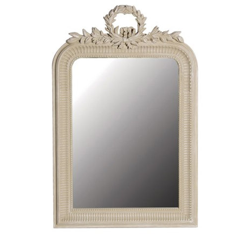 Portofino leaves mirror