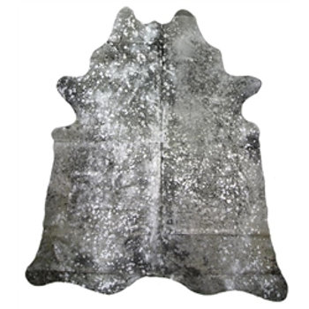 Large metallic cowhide (Available to order)