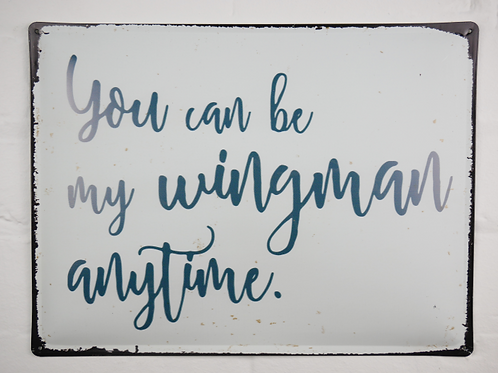 """Wingman"""