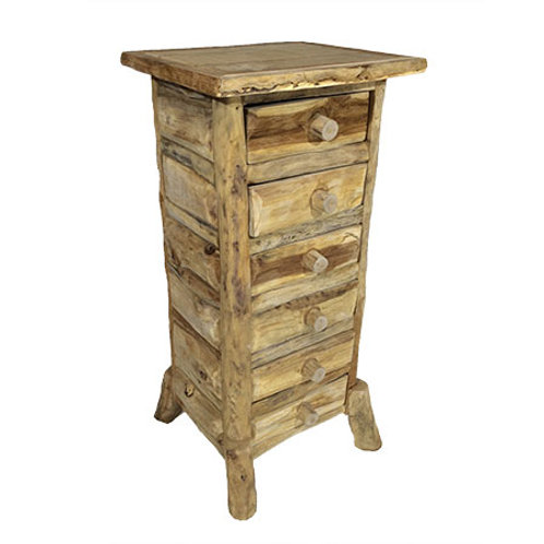 Tall 6 Drawer Root Cabinet