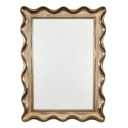 Wavy Frame Rectangular mirror