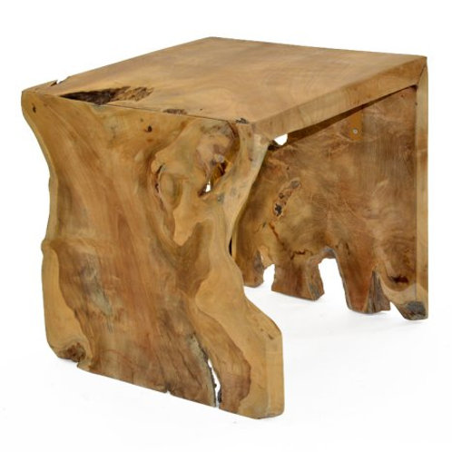 Trunks Side Table