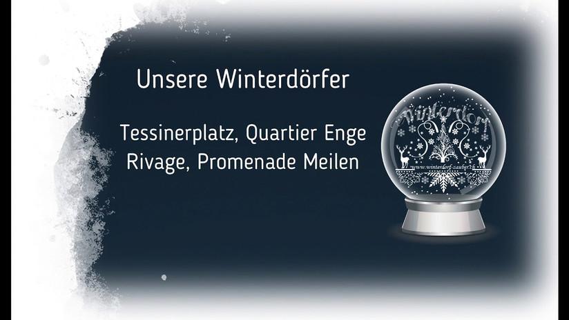Unsere Winterdörfer