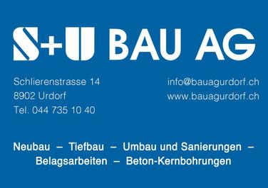 S+U Bau AG