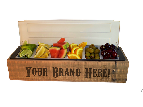 Fruit Tray Bar Box