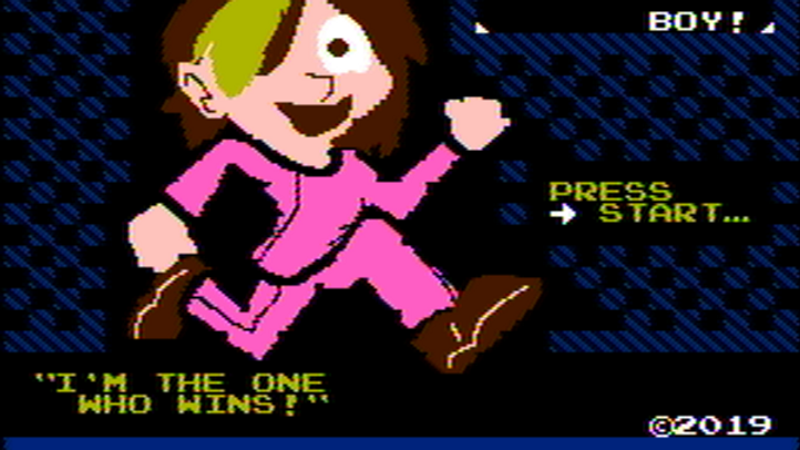 """""""The Video Game Boy"""" DEMO"""