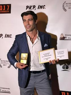 Best Male Lead Actor Award