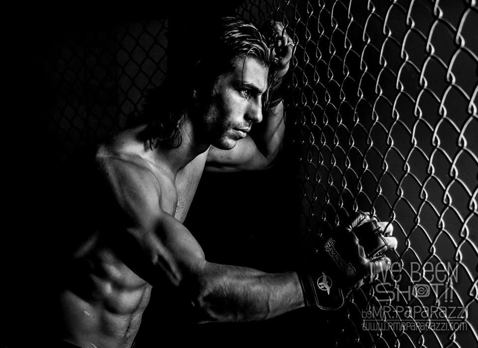 MMA photography
