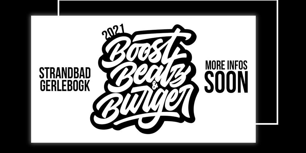 Boost, Beatz & Burger Vol. 5