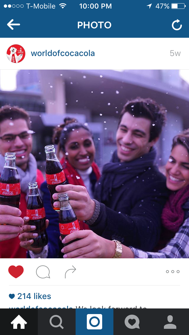 World of Coca-cola Commercial