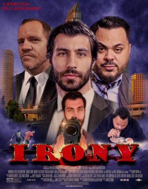Irony Main Poster