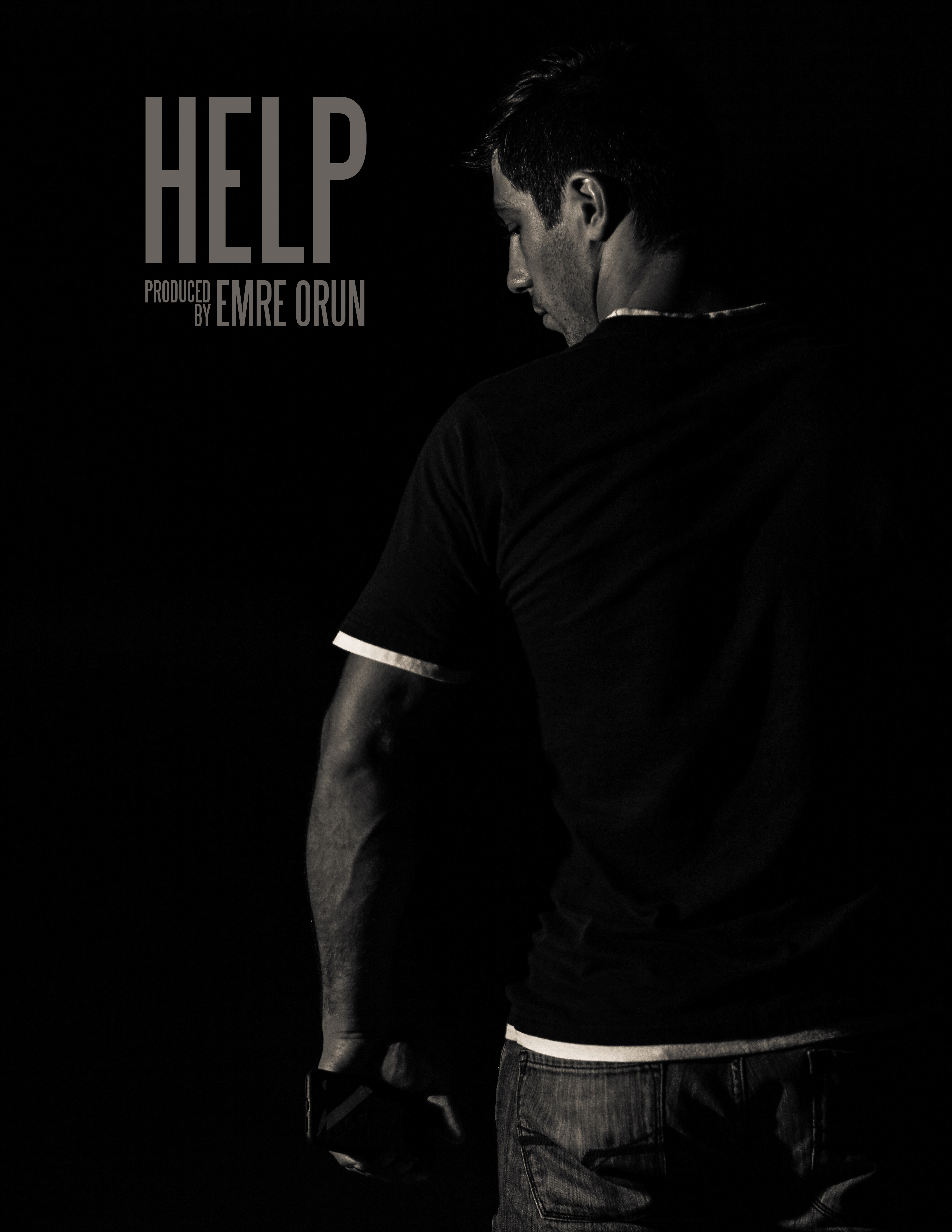 Help Official Poster
