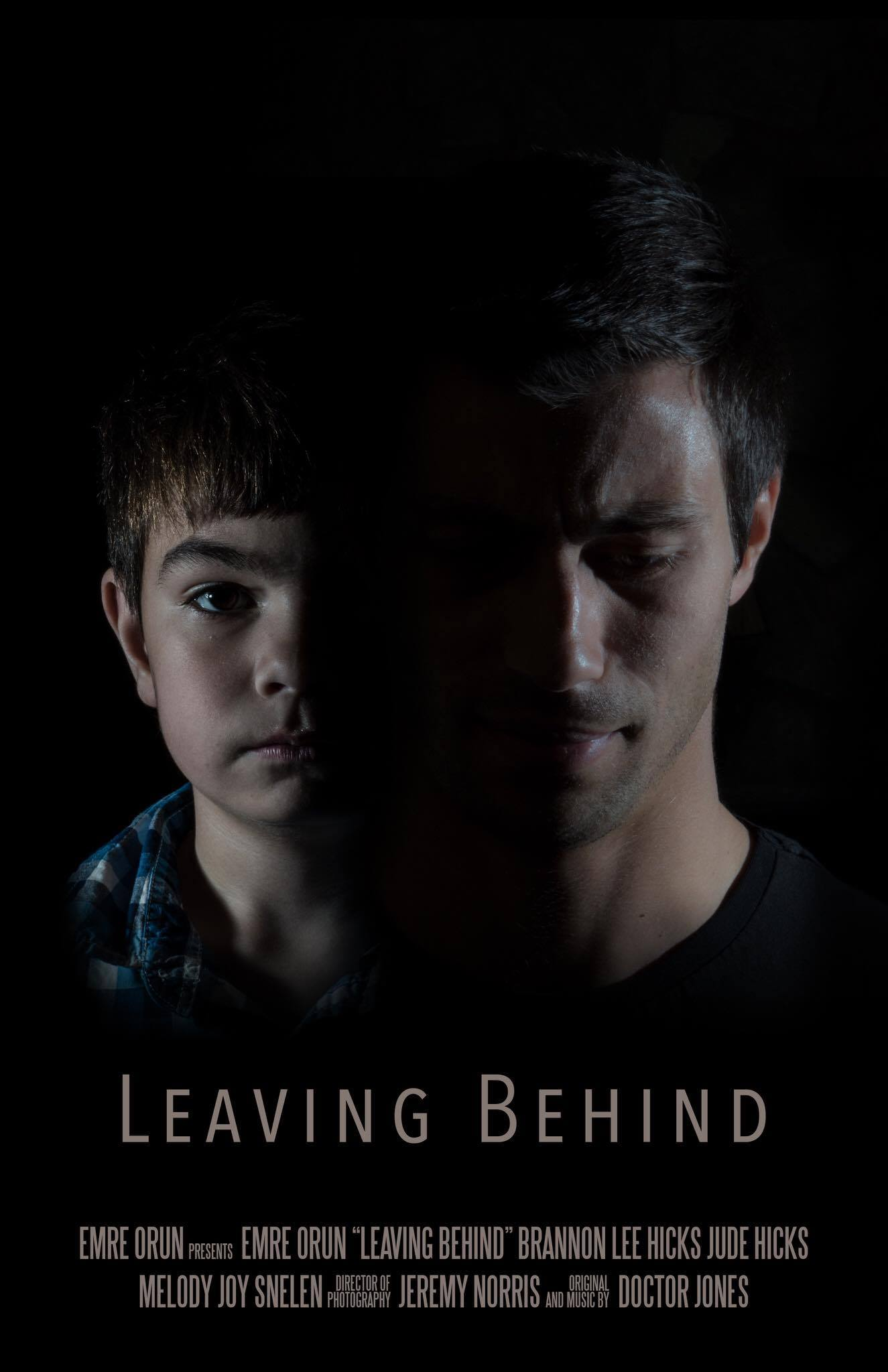 Leaving Behind Official Poster
