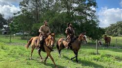 Battle - Horsemen