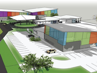 Designing a sporting and recreational facility in Queensland