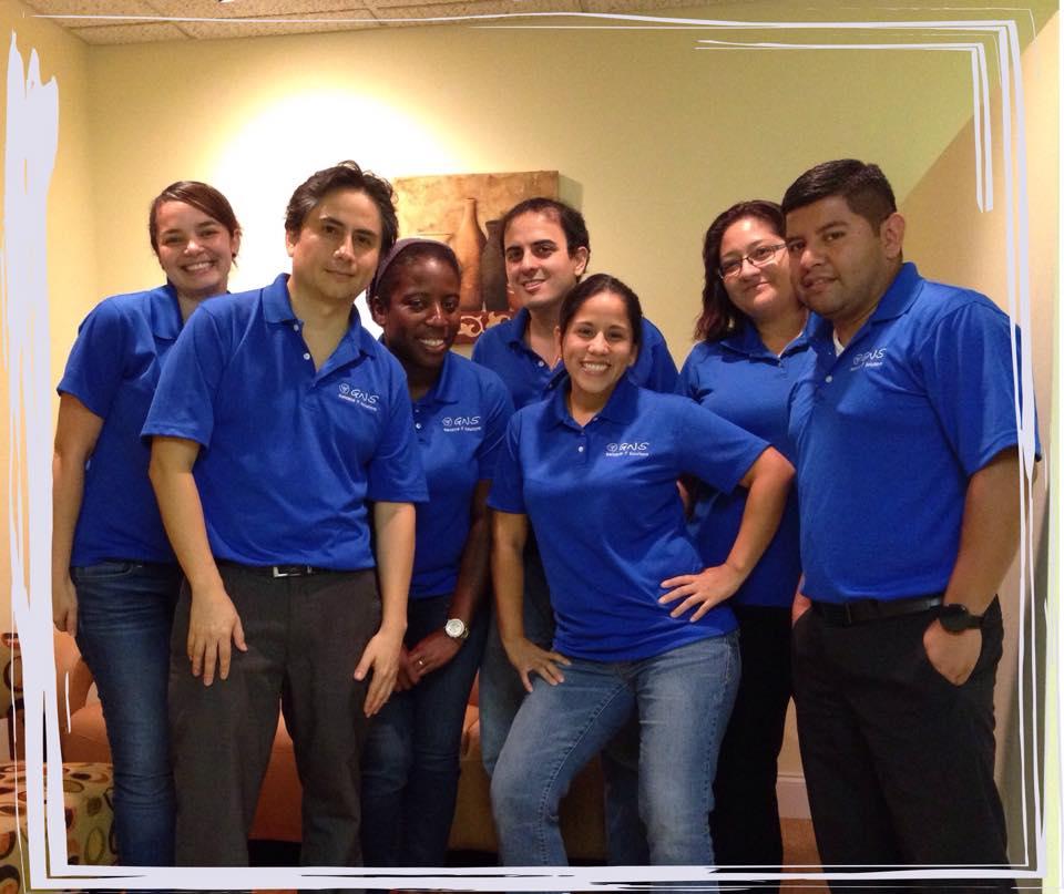 GNS Team 06.2015