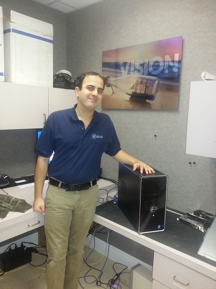 Congratulations to Jonathan for passing his Network + test!! Way to go Jonathan!