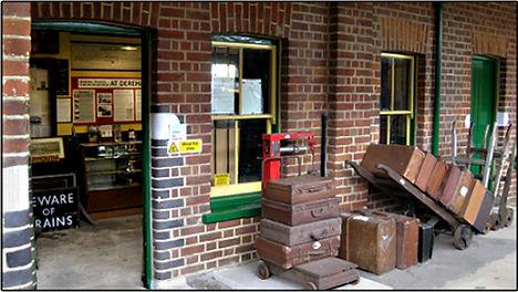 MUSEUM & EDUCATION  Mid-Norfolk Railway.