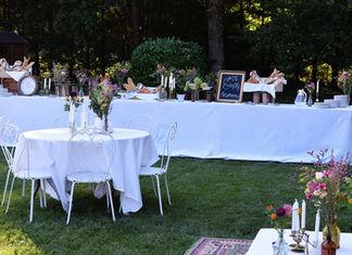Reception de mariage Novelle Traiteur
