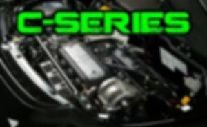 C-series Honda Engine Specs